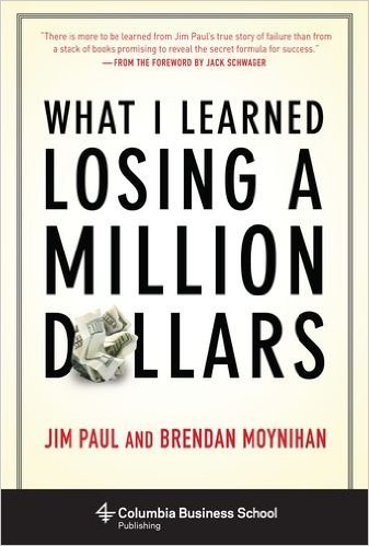 Image result for What I Learned Losing A Million Dollars